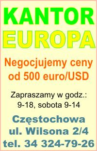 Europa Kantor Częstochowa