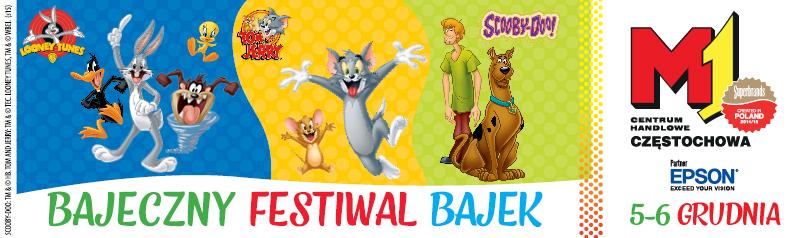 Festiwal Bajek M1 Częstochowa