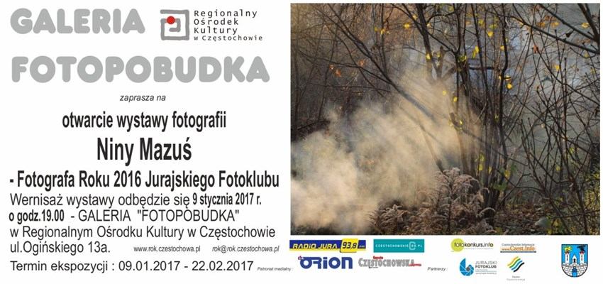 Galeria Fotopobudka Nina Mazuś