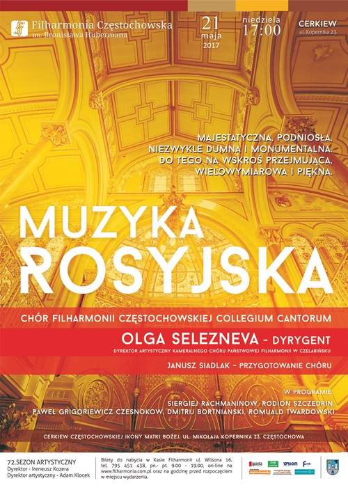 Rosyjska Muzyka