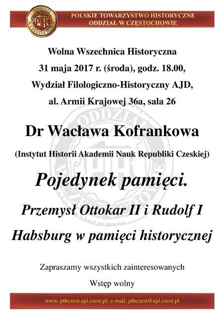 Wacława Kofrankowa