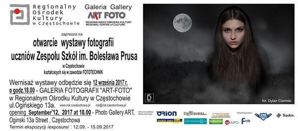Wystawa Zespół Szkół i. B. Prusa