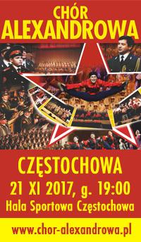 Chór Alexandrowa Częstochowa 21.11.2017