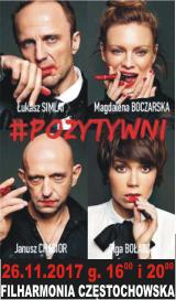 Pozytywni Częstochowa 26.11.2017