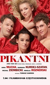 Pikantni 7.04.2018 Filharmonia Częstochowska