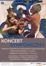 Koncert Symfoniczny 20.04.2018 Filharmonia Częstochowska