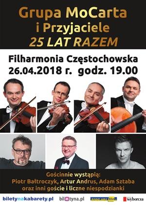 Grupa MoCarta 26.04.2018 Częstochowa