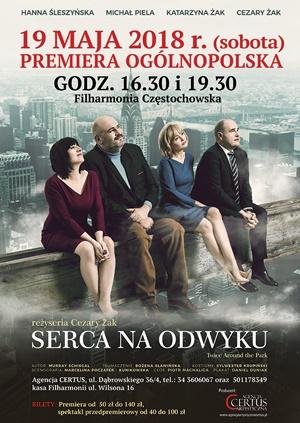 Serca na odwyku 19.05.2018 Częstochowa