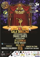 Snake Dance Gala Taneczna 2018