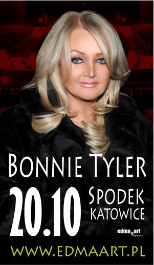 20.10.2018 Bonnie Tyler Spodek