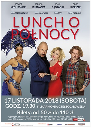 17.11.2018 Lunch o Pólnocy