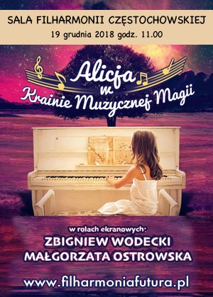 Alicja w Krainie Muzycznej Magii