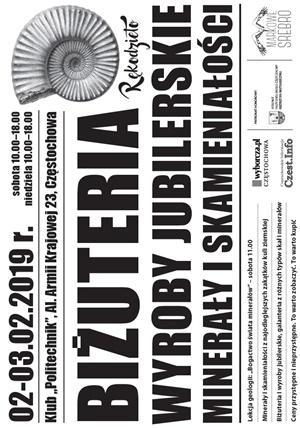Biżuteria 2-3.02.2019 Częstochowa
