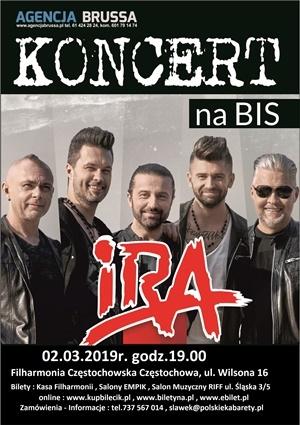 IRA Częstochowa Koncert na bis