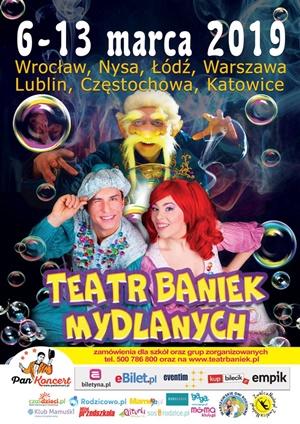 Teatr Baniek Mydlanych Częstochowa