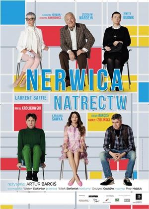 Nerwica Natręctw   FILHARMONIA CZĘSTOCHOWSKA   27.10.2019   godz.: 16.00 i 19.00
