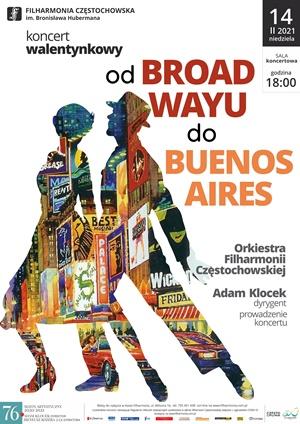 od Broadwayu do Buenos Aires