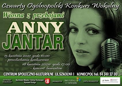 Wiosna z przebojami Anny Jantar