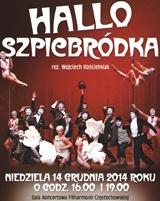 Hallo Szpicbródka w Filharmonii Częstochowskiej