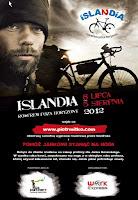 Rowerem na Islandię po protezę nogi