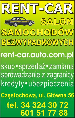 Rent-Car Karoń Paweł autokomis, auto handel, auto handel, auto komis, Częstochowa