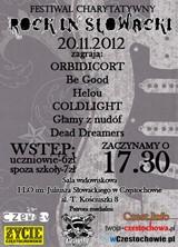Rock in Słowacki