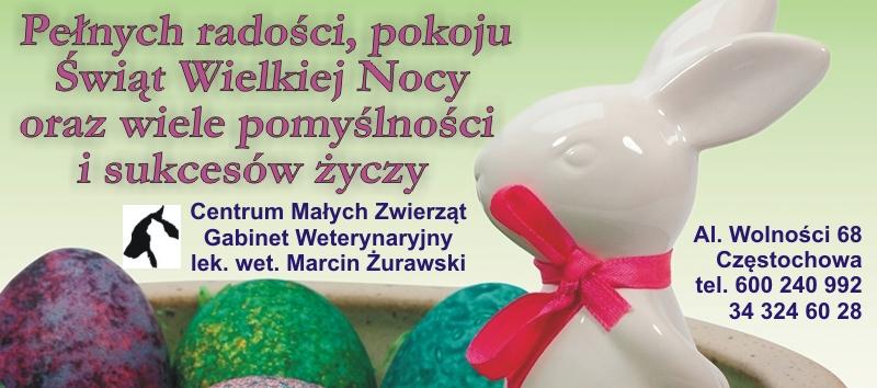 Życzenia Wielkanocne CMZ