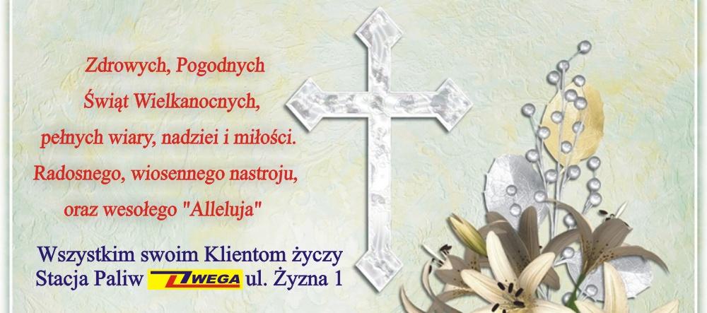 Życzenia Wielkanocne Wega